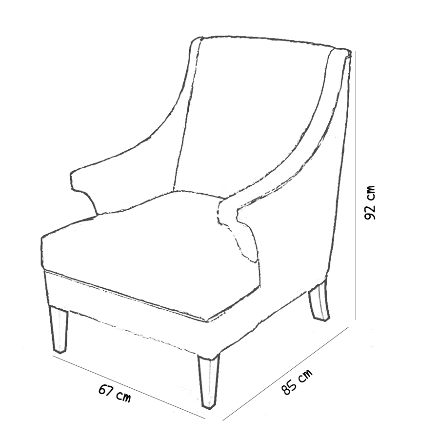 windsor-arm-chair-sketch