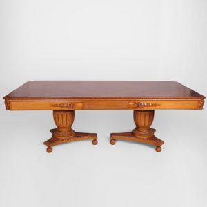 Antique Dining Table Design - Englander Line