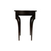 Adney Circular Curved Leg Side Table 3
