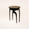 Adney Circular Curved Leg Side Table 4