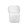 Arman Upholstered Wing Back Accent Chair 1