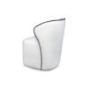 Arman Upholstered Wing Back Accent Chair 3