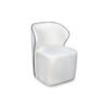Arman Upholstered Wing Back Accent Chair 2