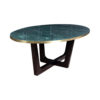 Berry Marble Top Dining Table 2