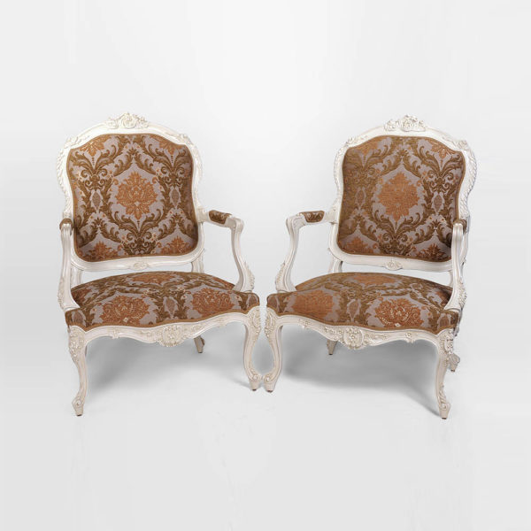 Classic Armchair Set
