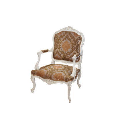 Classic Armchair White