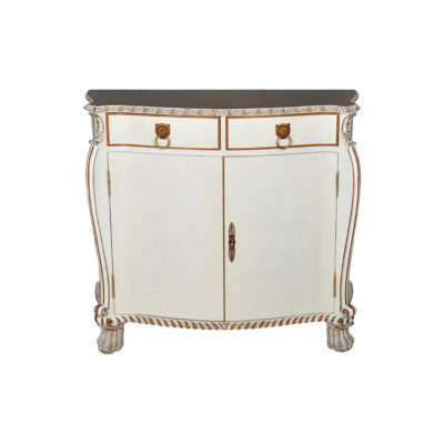 Distressed Paint English Chest