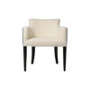 Eaton Upholstered Curved Arm Rest Chair 1