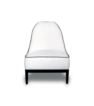 Eddison Armless Upholstered Accent Chair