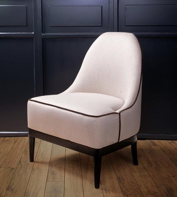 Eddison Chair side