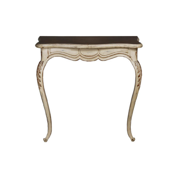 Edlington Shabby Chic French Painted Console Table A