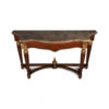 Edmund Elegant Style Marble Top Console Table 3
