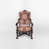 Elegant English Occasional Chair 2