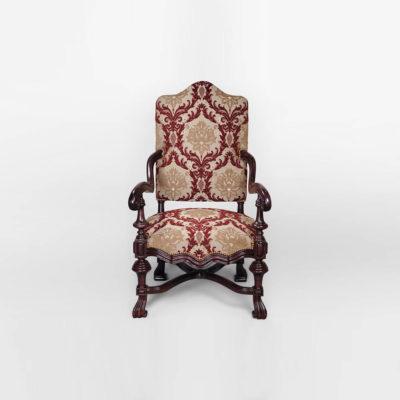 Elegant English Occasional Chair