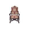 Elegant English Occasional Chair 1