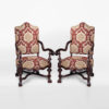 Elegant English Occasional Chair 4