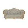 Elegant Gilded French Sofa 1