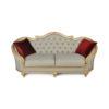 Elegant Gilded French Sofa 2