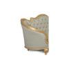 Elegant Gilded French Sofa 13