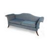 Elite Upholstered Roll Arm Sofa 2