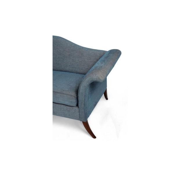 Elite Upholstered Roll Arm Sofa Detail