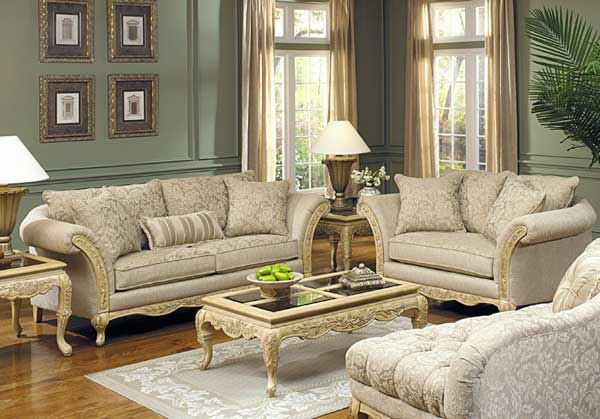 decorating with antique furniture