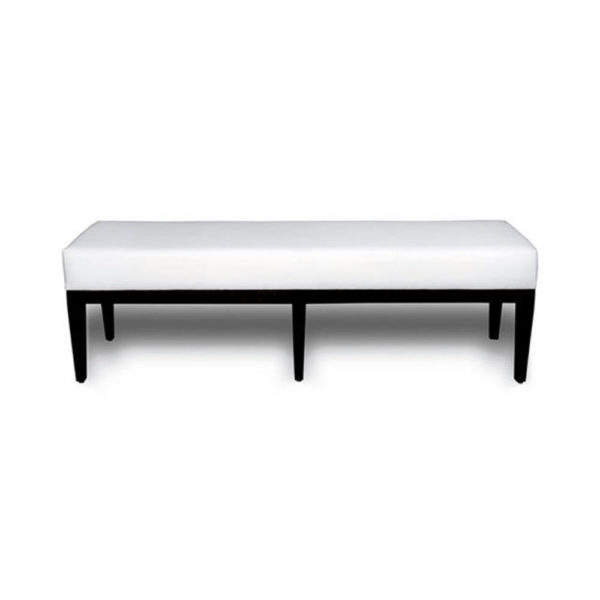Enzo Upholstered End Of Bed Bench Front