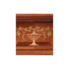 French Antique Secretary with Marquetry Veneer Inlay 3