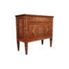 French Marquetry Chest Veneer Inlay 1