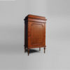 French Marquetry Chest with Natural Veneer Inlay 2