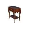 French Polished Louis XV Side Table 1