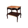 French Style Marble Top Side Table 1