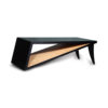 Jayden Black Lacquer Coffee Table 5