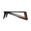 Jayden Black Lacquer Coffee Table 4