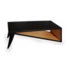 Jayden Black Lacquer Coffee Table 2