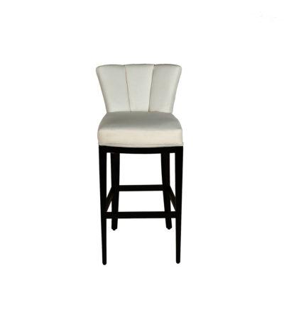 Julij Bar Stool With Backrest