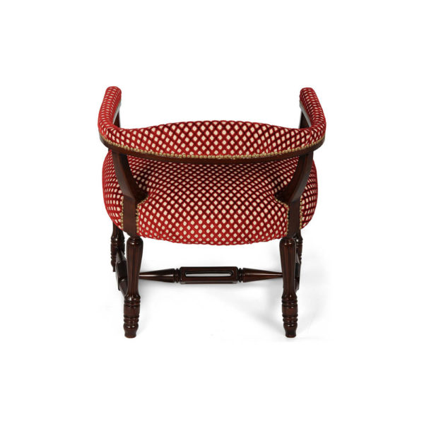Kent Accent Chair Back