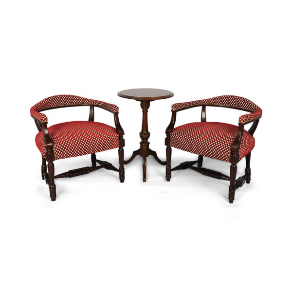 Kent Accent Chair Set Table