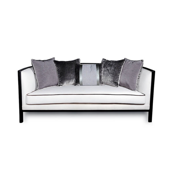 Lares Upholstered with Wood Frame Sofa Cushions