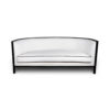 Lares Upholstered with Wood Frame Sofa 3