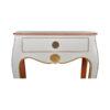 Mandarine Louis XV Side Table White 3