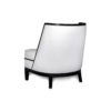 Manuel Upholstered Wood Frame Accent Chair 3