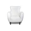 Mathis Upholstered Occasional Arm Chair 1