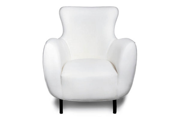 Mathis Upholstered Occasional Arm Chair