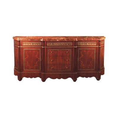 Natural Veneer Classic Antique Sideboards