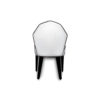 Noa Upholstered Scoop Back Dining Chair 4