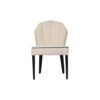 Noa Upholstered Scoop Back Dining Chair 2