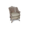 Rattan Back Armchair Plus Seat Cushion 2