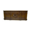 Resolute Desk with Hand Carved Detailed 1
