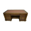 Resolute Desk with Hand Carved Detailed 3